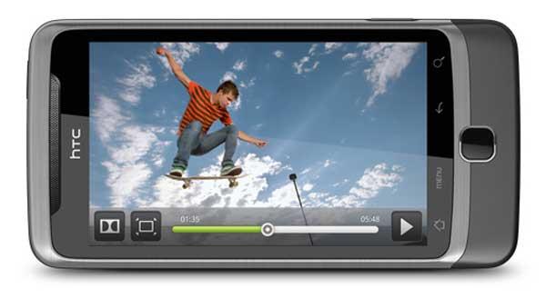 HTC Desire Z con Vodafone, precios en España del HTC Desire Z