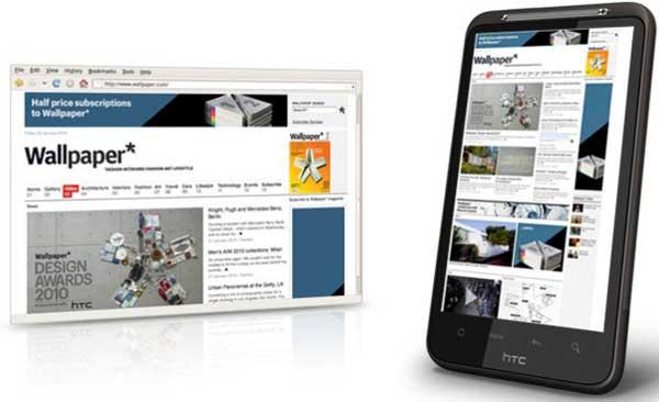 HTC Desire HD con Vodafone, precios en España del HTC Desire HD