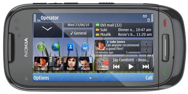Nokia Smartphone, Nokia aumentó su cuota de mercado de móviles inteligentes