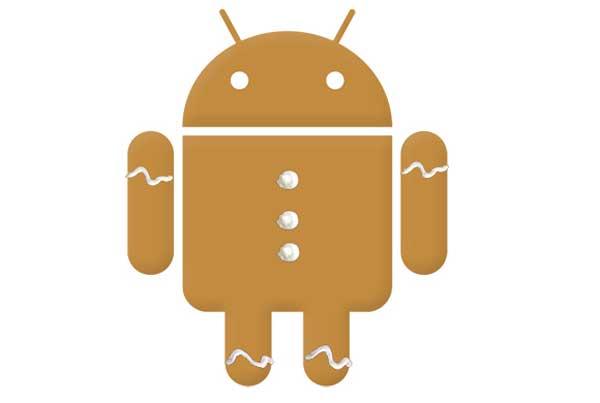 Android 3.0 Gingerbread, se filtran nuevas características de Android 3.0