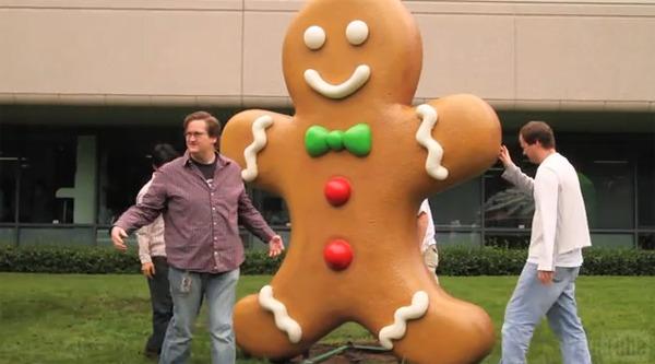 Android 3.0 Gingerbread, la galleta de Android 3.0 llega a Google