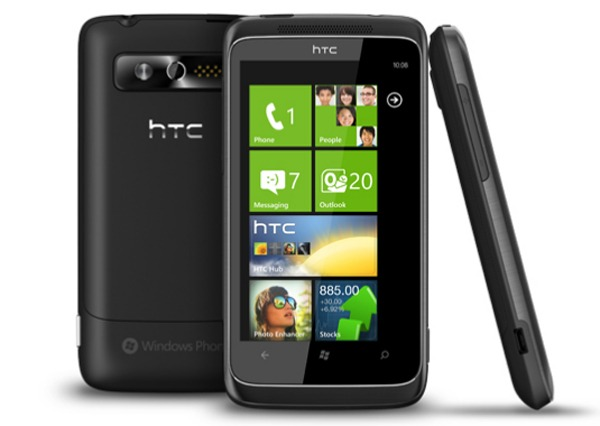 HTC 7 Trophy Vodafone, llega la actualización NoDo de Windows Phone 7