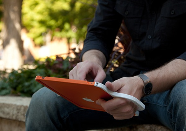 iPad Colorware Grip, un funda-maletín para llevar el iPad a todas partes