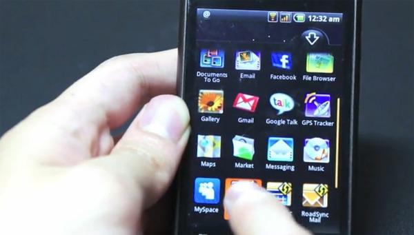 Motorola Quench X73, un móvil con Android 2.1 y prestaciones básicas