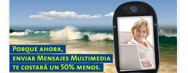 Movistar MMS, envía mensajes MMS con Movistar por la mitad de precio