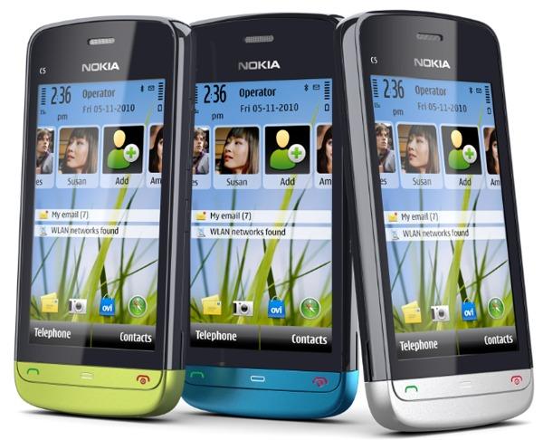 Nokia C5-03 – A fondo, análisis y opiniones