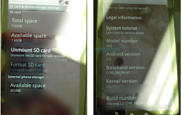 PlayStation Phone, nuevas fotos y datos del Sony Ericsson PSPhone
