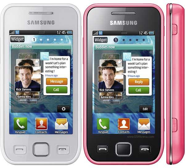 Samsung Wave 575 (GT-S5750), análisis y opiniones