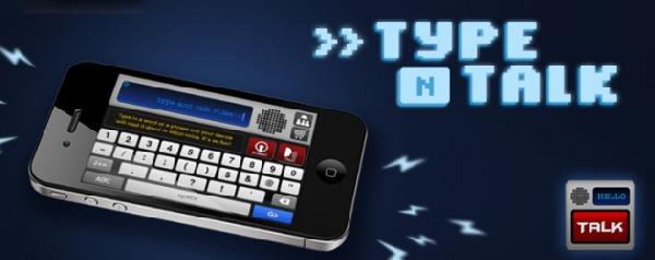 """iPhone 4 Type n""""™ Talk, la aplicación gratuita más descargada para iPhone es Type n""""™ Talk"""