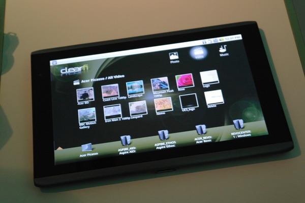 Samsung, Asus y Acer lanzarán tablets con procesador de doble núcleo Tegra 2 en 2011