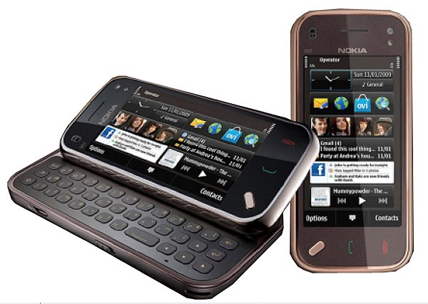 Nokia N97 Mini Vodafone, gratis el Nokia N97 Mini con Vodafone