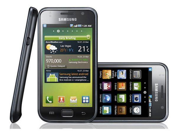 Samsung Galaxy S, no todos los Samsung Galaxy S se actualizarán Android 2.2 en 2010