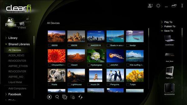 Acer nuevo sistema de conexi n multimedia entre for Pececillo nuevo de cualquier especie