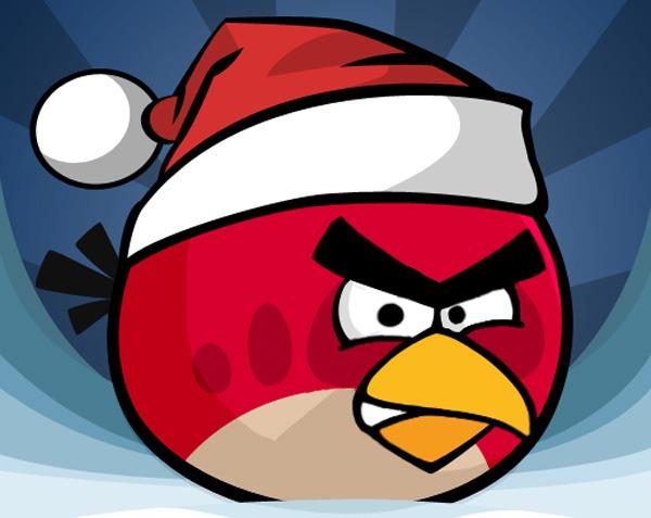 Angry Birds, Edición Navideña del juego más popular desde el 11 de diciembre