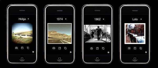 iPhone, aplicaciones de fotografía para el iPhone (2a parte)