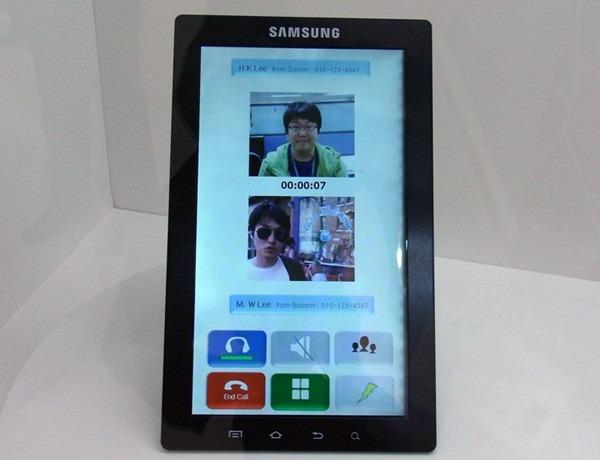 Samsung Galaxy Tab, el Samsung Galaxy Tab de 10,1 pulgadas puede ser real