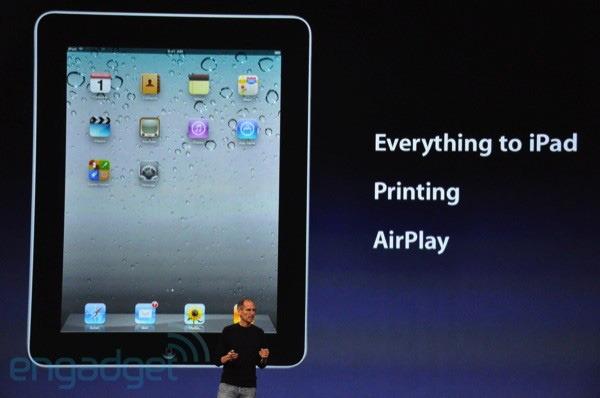 iPhone 4 y iPad, el nuevo sistema iOS 4.2 disponible desde el viernes 12 de noviembre