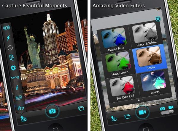 iPhone, aplicaciones de fotografía para el iPhone (1a parte)
