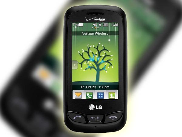 LG Cosmos Touch, móvil táctil de gama económica con teclado completo deslizable