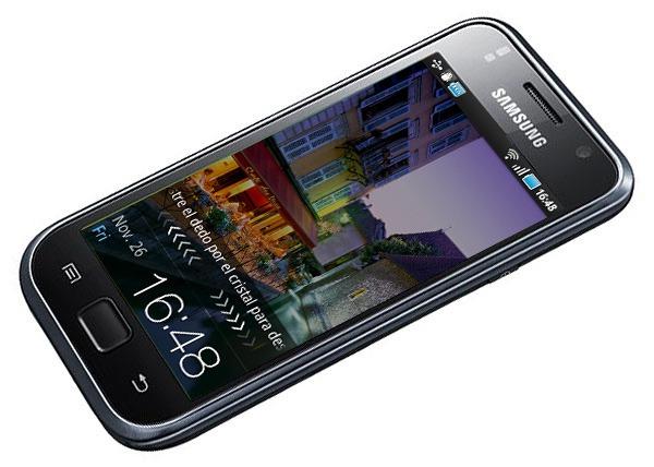 Samsung Galaxy S, Vodafone libera oficialmente la actualización Android 2.2 Froyo