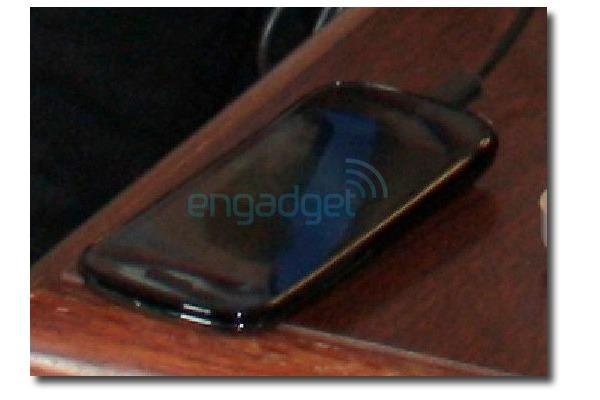 Samsung Nexus S, el Nexus S de Samsung vuelve a dejarse ver en público