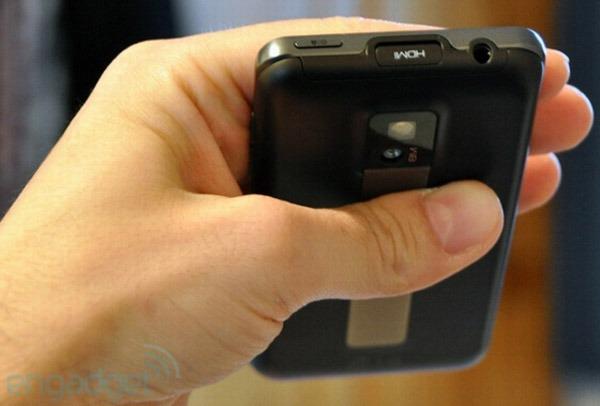 LG Star, nuevas imágenes del móvil táctil con procesador de doble núcleo