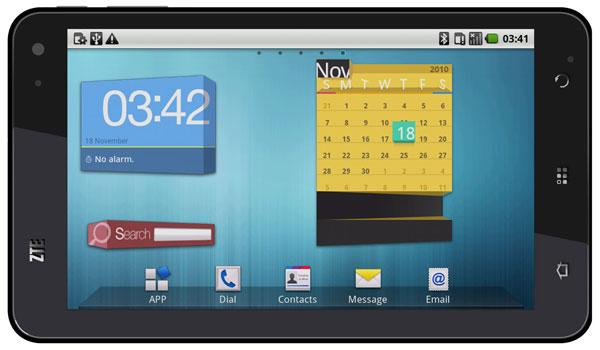 ZTE V9, tablet con Android para todos los bolsillos