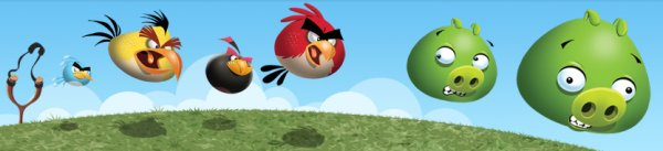 Angry Birds, 50 millones de descargas en su primer aniversario