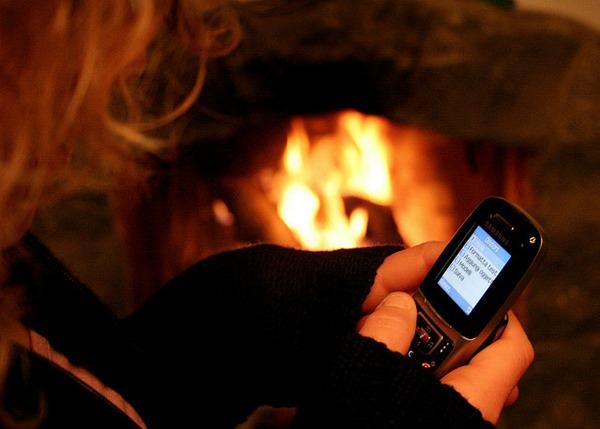 SMS Navidad, los españoles envían menos mensajes de texto en Navidad