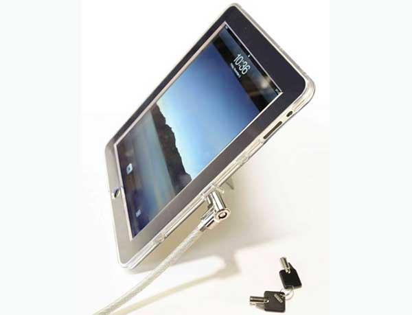iPad, Mac Locks diseña una funda de seguridad para el iPad