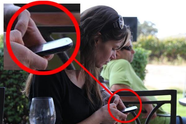 Samsung Nexus S, otro empleado de Google deja ver el Samsung Nexus S