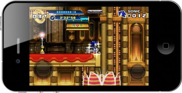 iPhone iPad juegos, Sega recorta los precios de sus videojuegos para iPhone y iPad