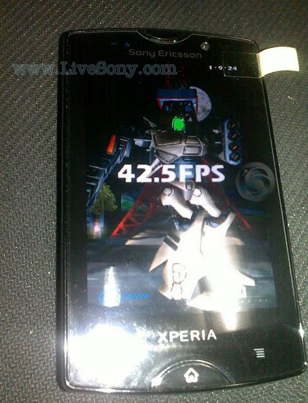 Sony Ericsson Mango, llega el sucesor del Xperia X10 Mini Pro