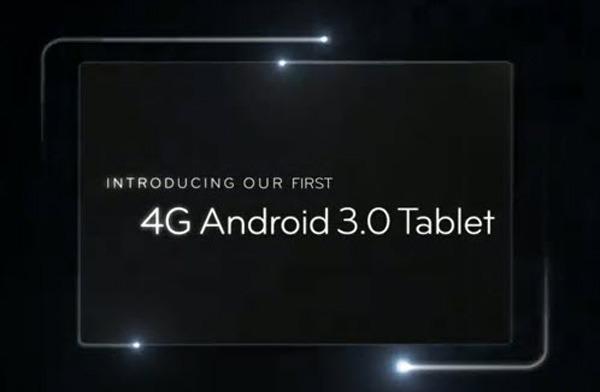 LG G-Slate, tablet con Android 3.0 Honeycomb que podría grabar vídeos 3D