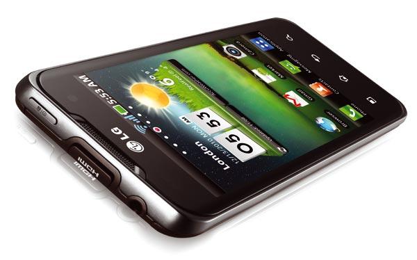 LG Optimus 2X, Yoigo lanzará el LG Optimus 2X desde cero euros en mayo