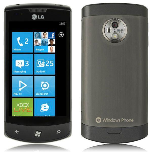 LG Optimus 7 Yoigo, gratis el LG Optimus 7 con Yoigo