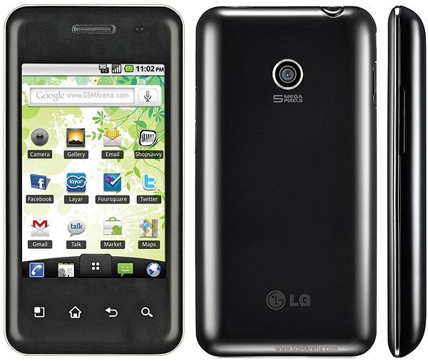 LG Optimus Chic E720, todo sobre el LG Optimus Chic E720 con fotos, vídeos y opiniones