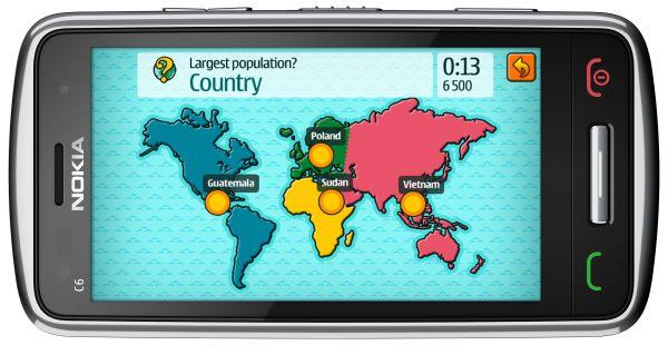 Nokia C6 01 - 1