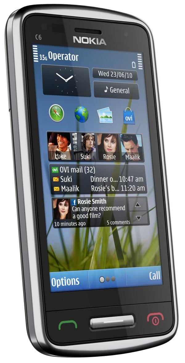 Nokia C6 01 - 2
