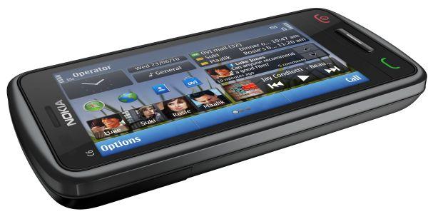 Nokia C6 01 - 4