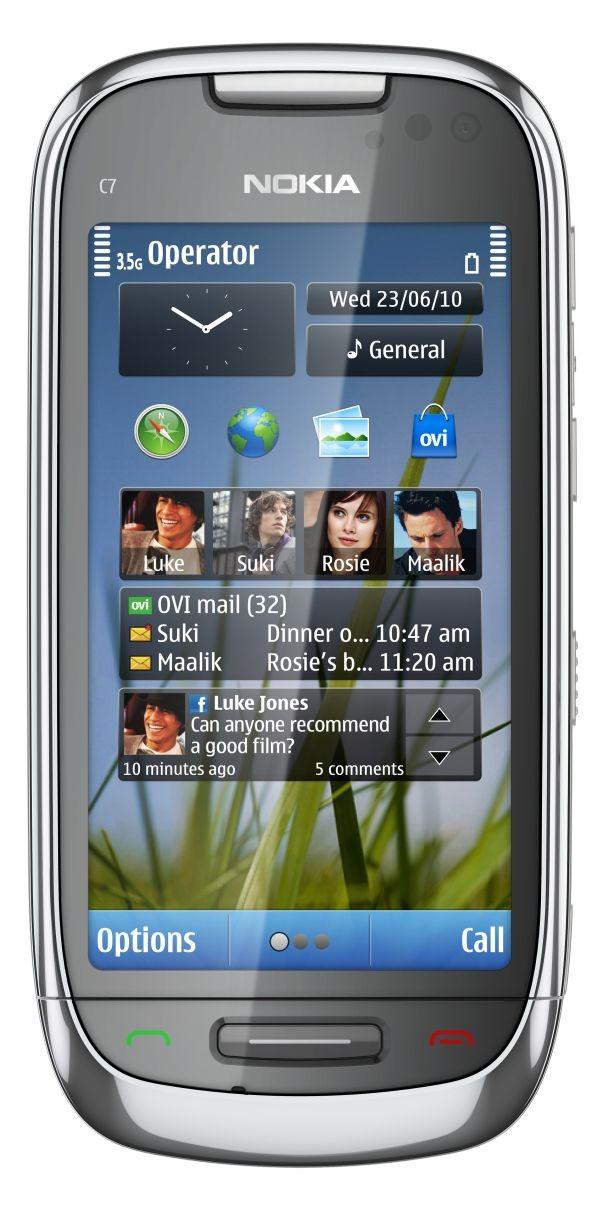 Nokia C7 - 1