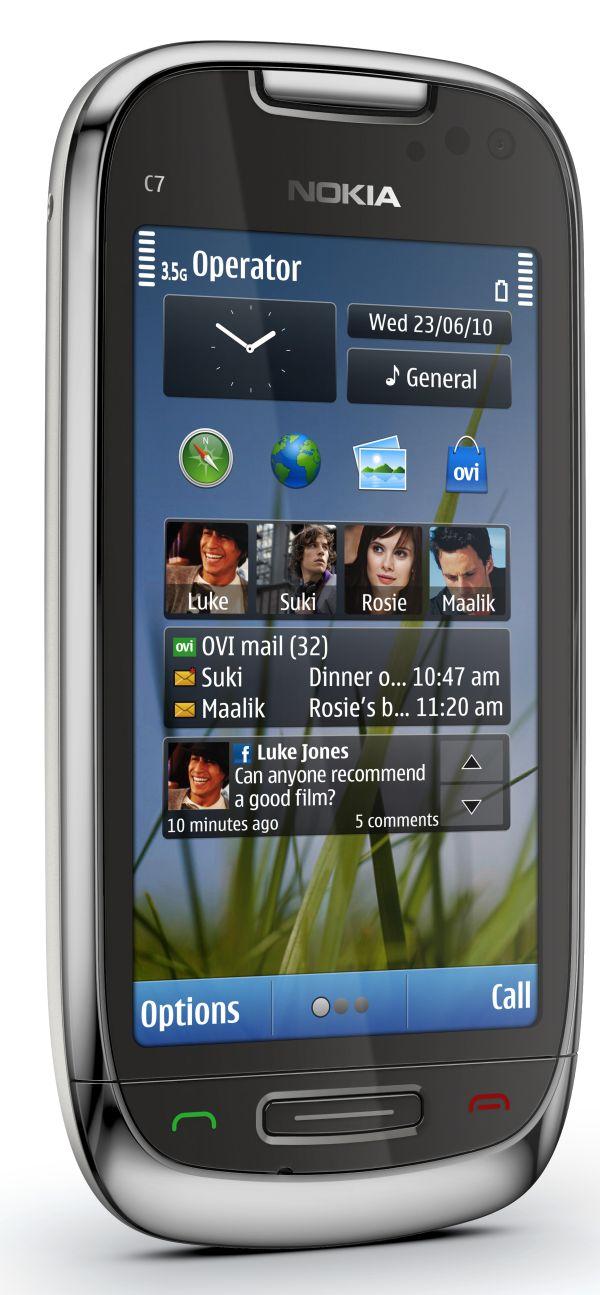 Nokia C7 - 2