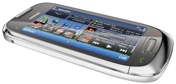 Nokia C7 - 3