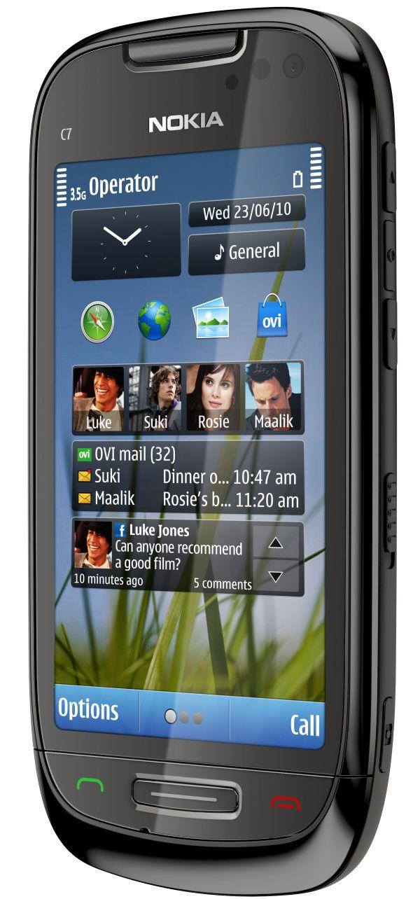 Nokia C7 - 4
