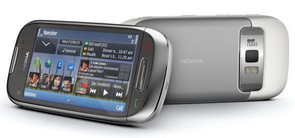 Nokia C7 - 5