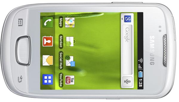 Samsung Galaxy Mini, ya es oficial el Samsung Galaxy Mini