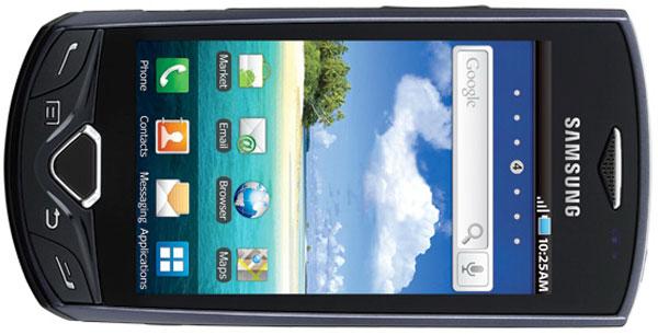 Samsung Gem, móvil táctil con Android 2.1 para el gran público