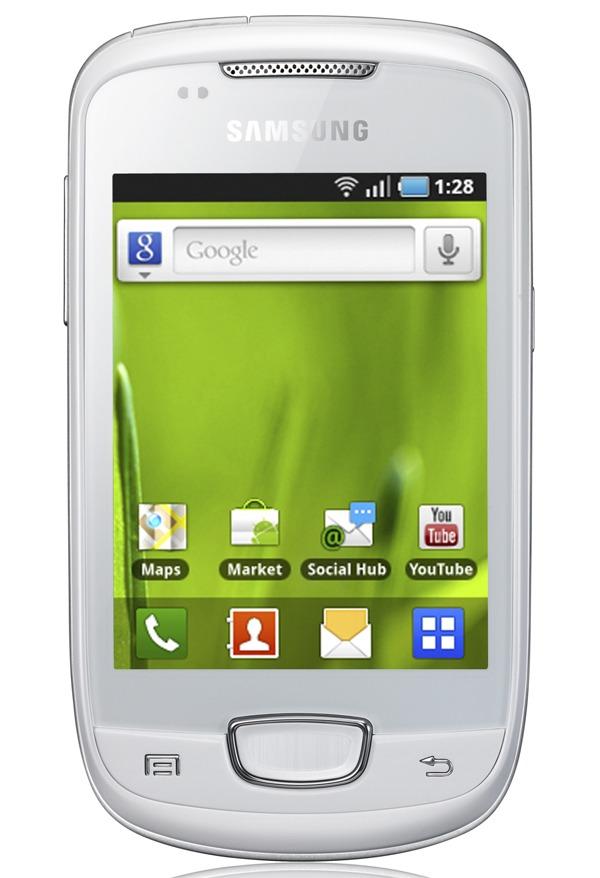 Samsung Galaxy Mini, todo sobre el Samsung Galaxy Mini con fotos, vídeos y opiniones