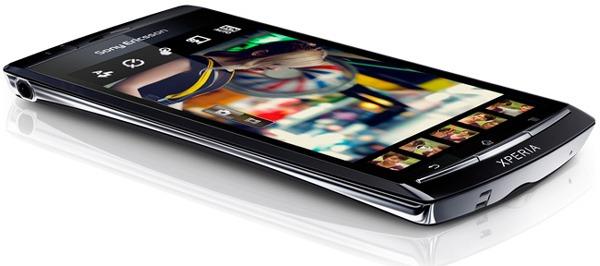 Sony Ericsson XPERIA Arc, confirmado con Gingerbread y disponible en todo el mundo