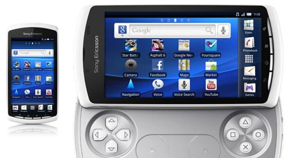 Sony Ericsson XPERIA Play gratis con Vodafone, tarifas y precios del XPERIA Play con Vodafone